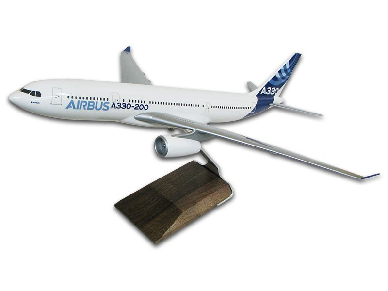 PacMin models similar to this 1/100 scale A330-200 have been raffled off at SpeedNews' Conferences around the world. / Photo courtesy of PacMin