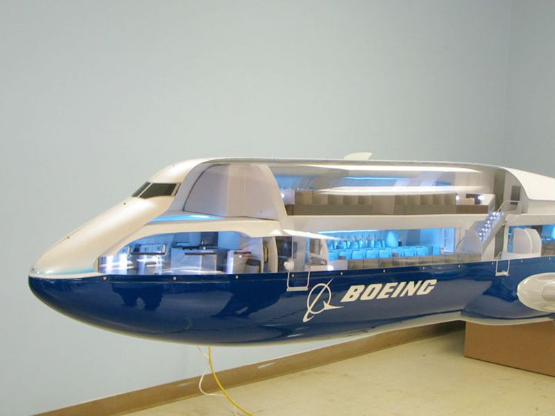 747 cutaway