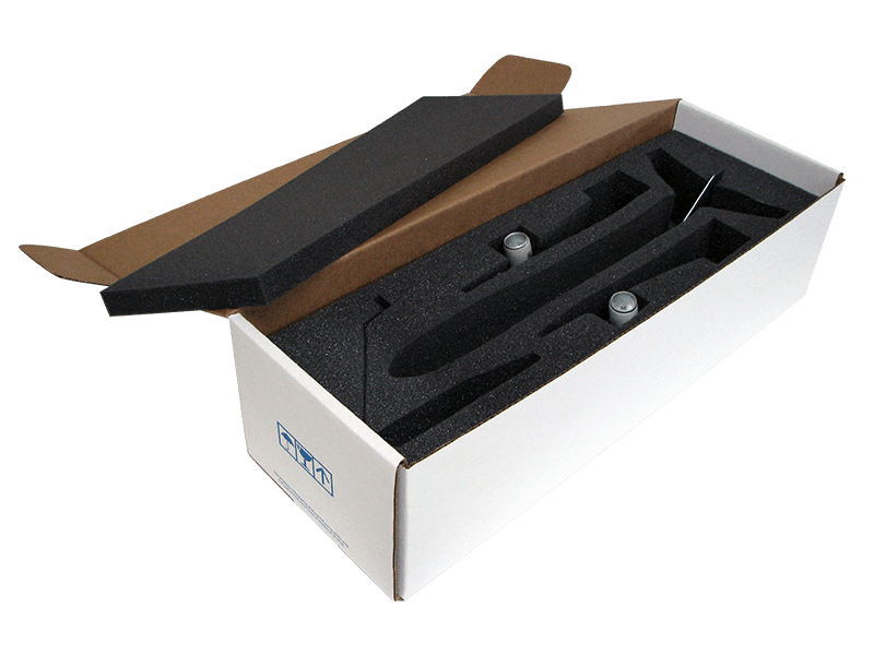 Standard packaging for PacMin Business Class desktop models