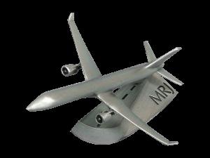 Pewter metal model