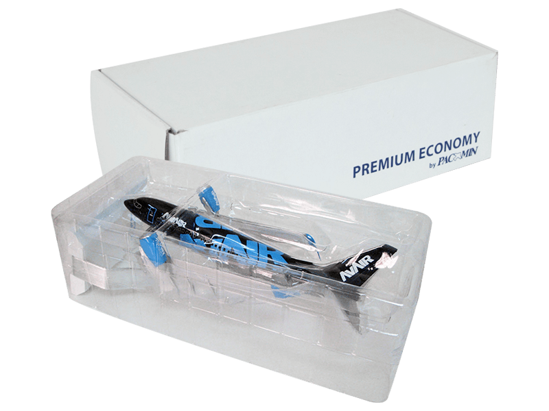 PacMin Premium Economy packaging with upgraded model