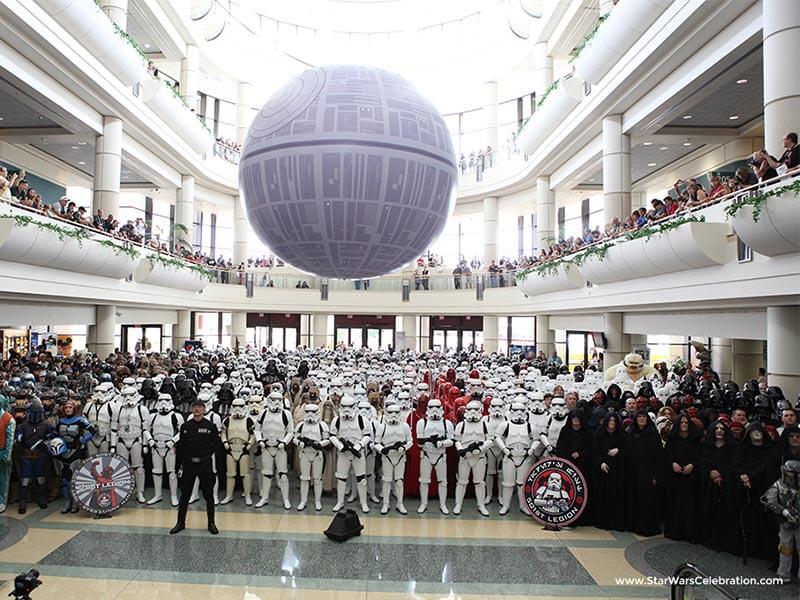 Star Wars Convention Orlando 2017