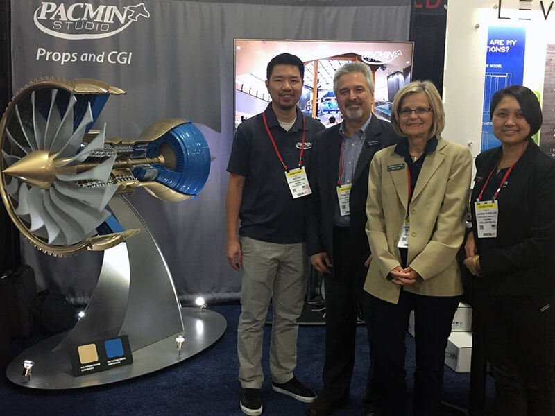 PacMin's ExhibitorLive team