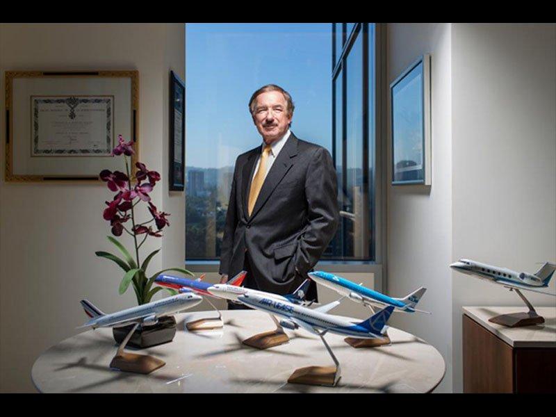 Air Lease Corp CEO Steven Udvar-Hazy