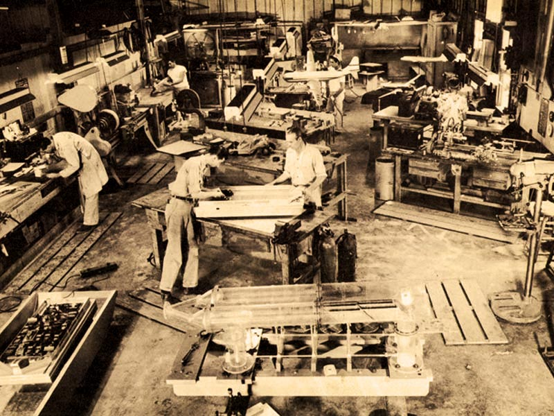 early photo of PacMin workshop