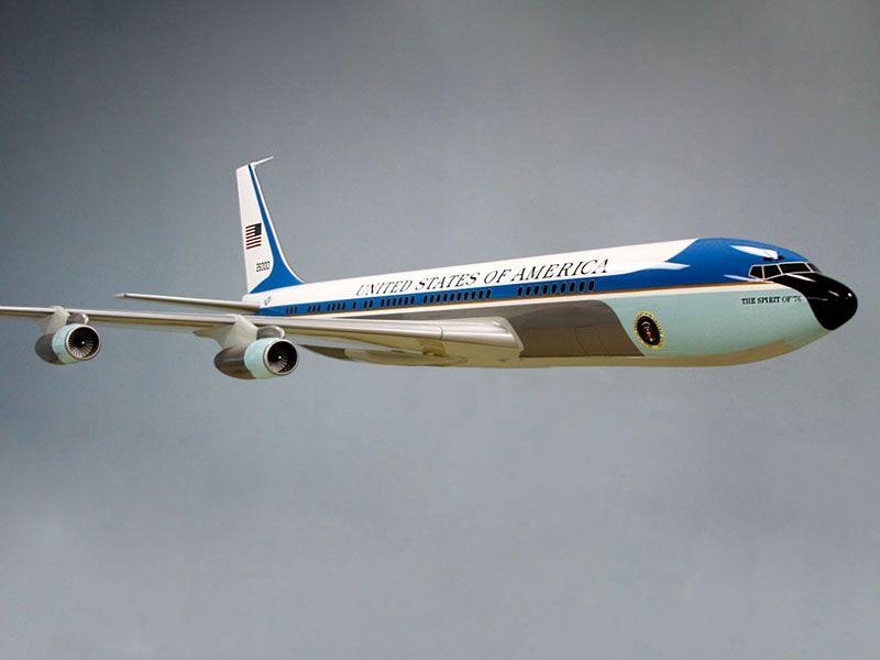 2013 Nixon Airforce 1