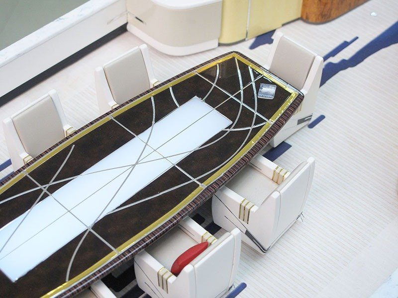 Greenpoint model of conference table