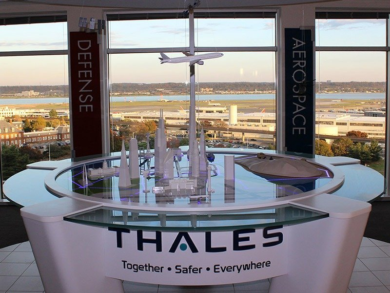 Thales display