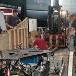 building HondaJet model