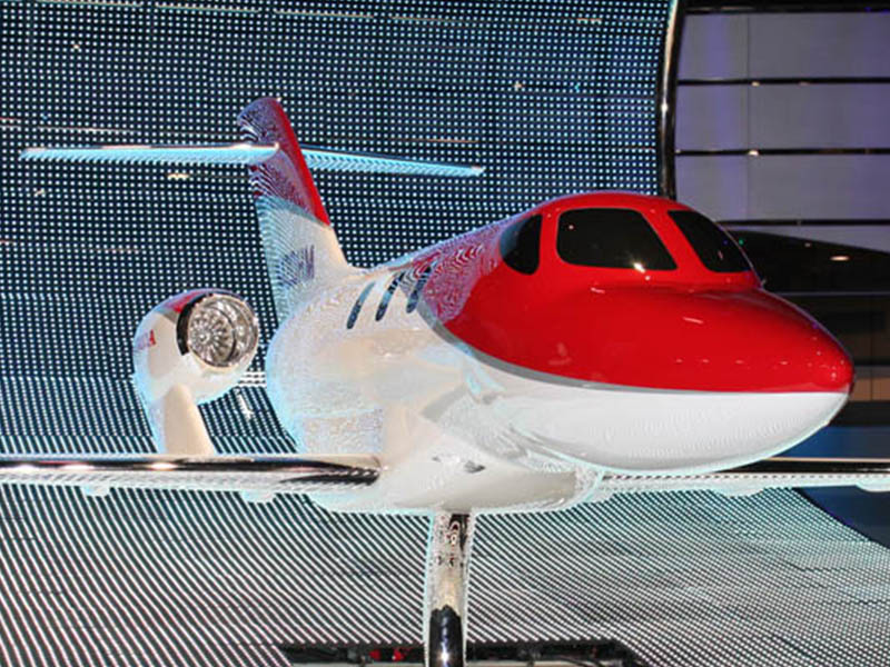 HondaJet model