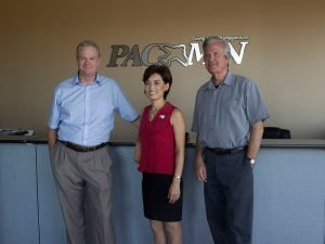 PacMin was delighted to give Assemblywoman Young Kim a tour of PacMin and the new PacMin Studio special projects division. // Photo courtesy of PacMin