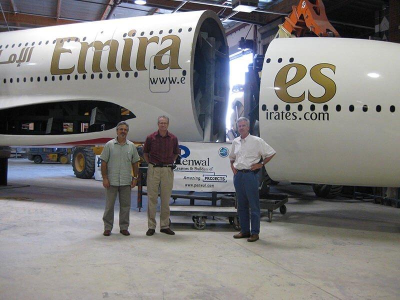 3 Emirates A380-11