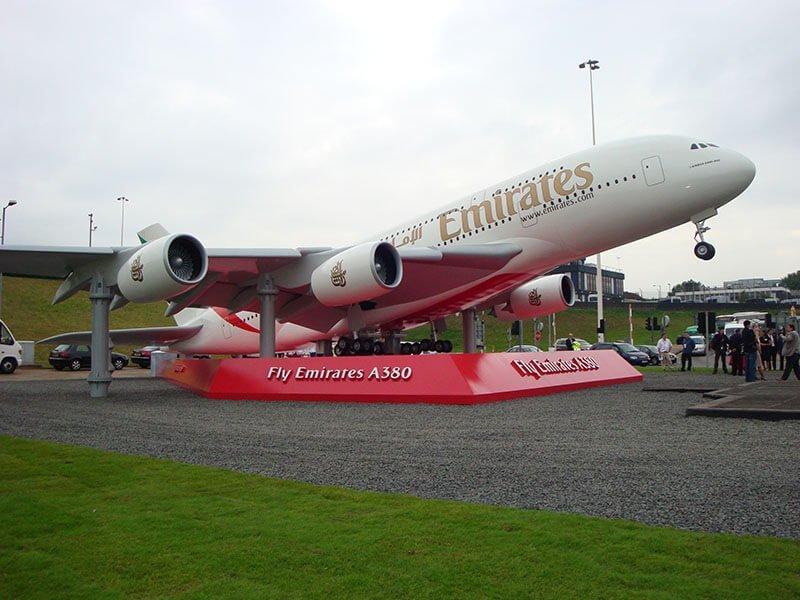 3 Emirates A 380 - 3