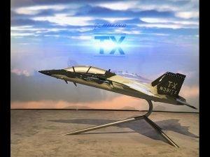 4 TX exhibit model for aviation trade show marketing