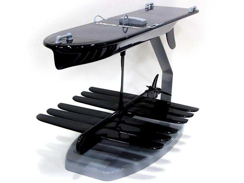 wave glider black model