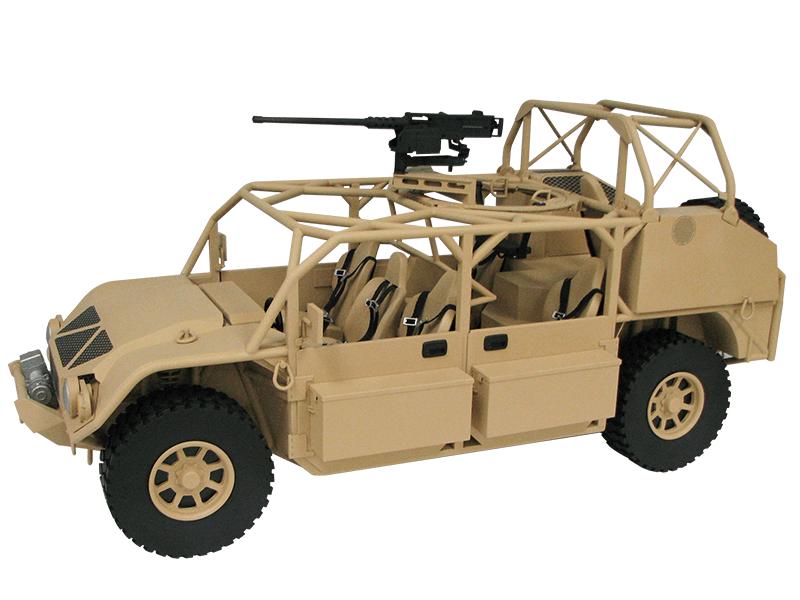 ALSV truck model