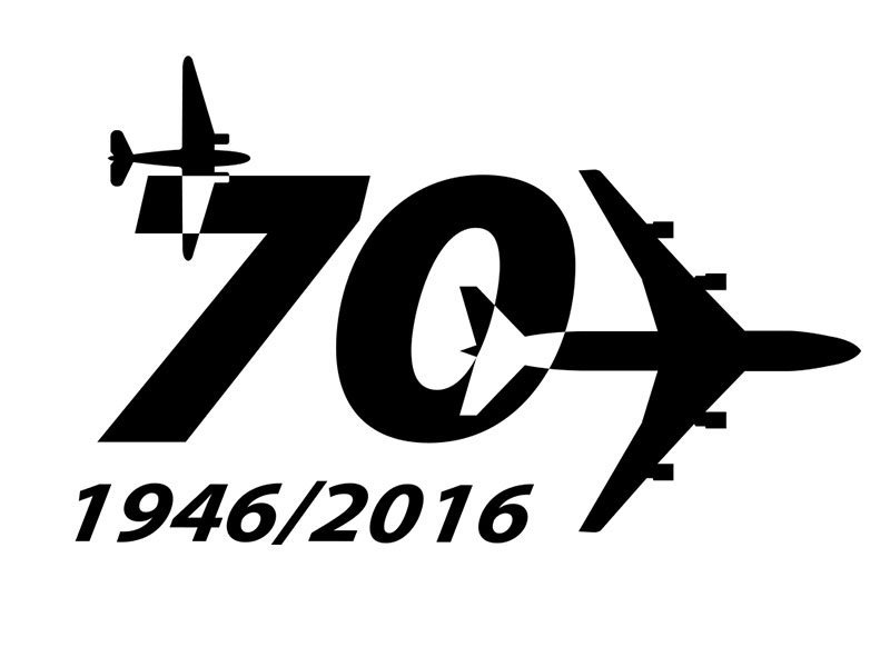 PacMin 70th Anniversary logo