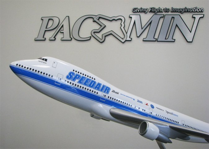 SpeedAir plane model