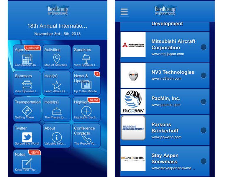 AF13 app
