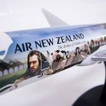 Air New Zealand Hobbit 2012