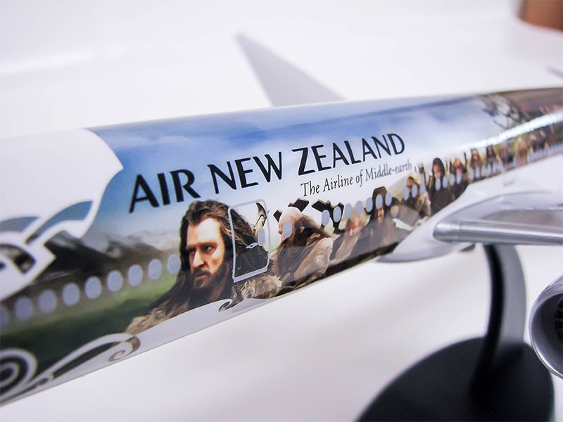 Air New Zealand Hobbit 2012