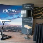 PacMin booth at Boyd Group IAFS 2018