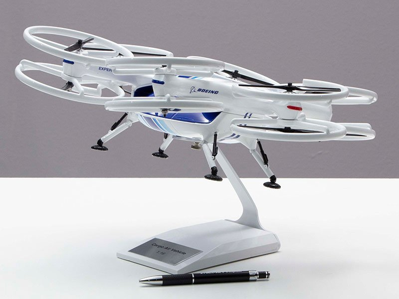 CAV Drone Prototype Model 2