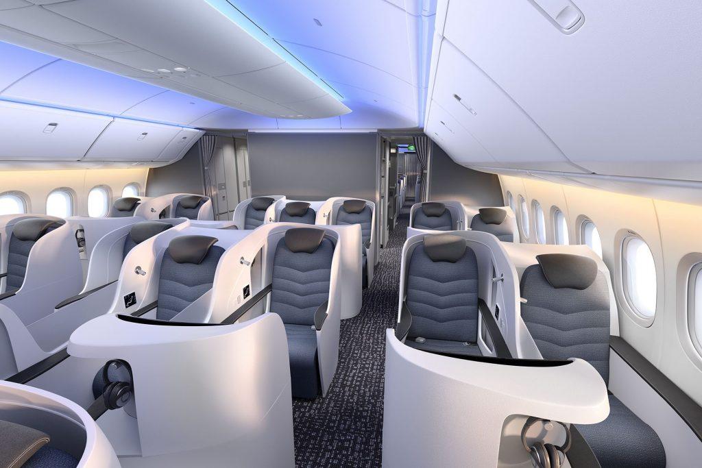 CGI Boeing 777X
