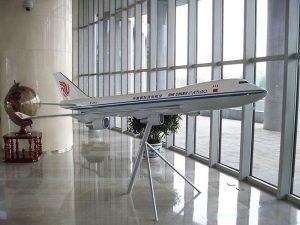 China Cargo 747 model
