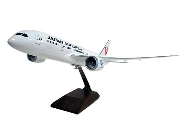 Japan Airlines model