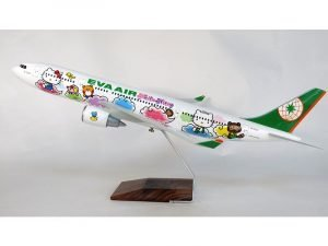 EVA-Air HelloKitty A330