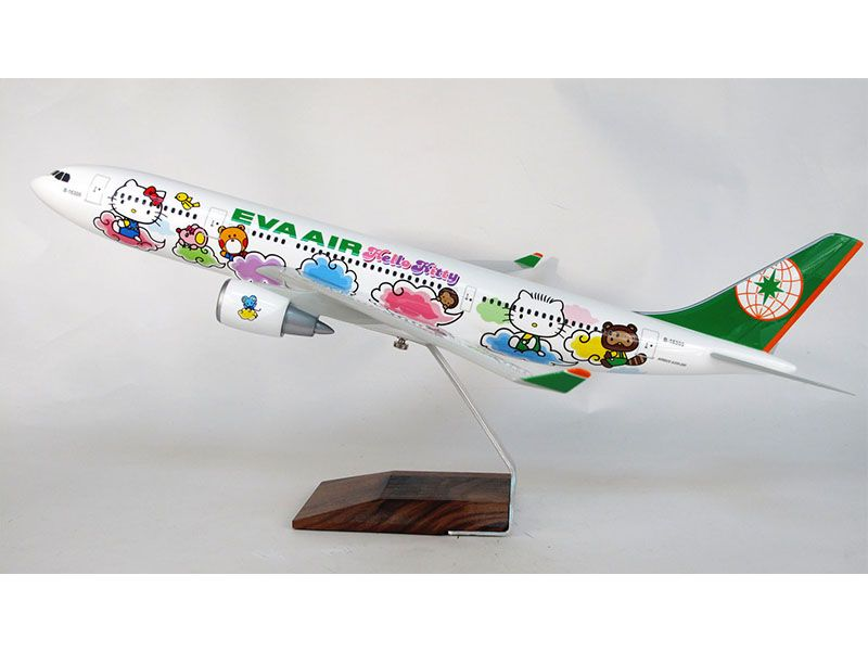 EVA-Air HelloKitty A330