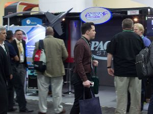 PacMin Studio made their debut tradeshow appearance at EXHIBITORLIVE.