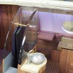 G650 Cutaway Interior Lav