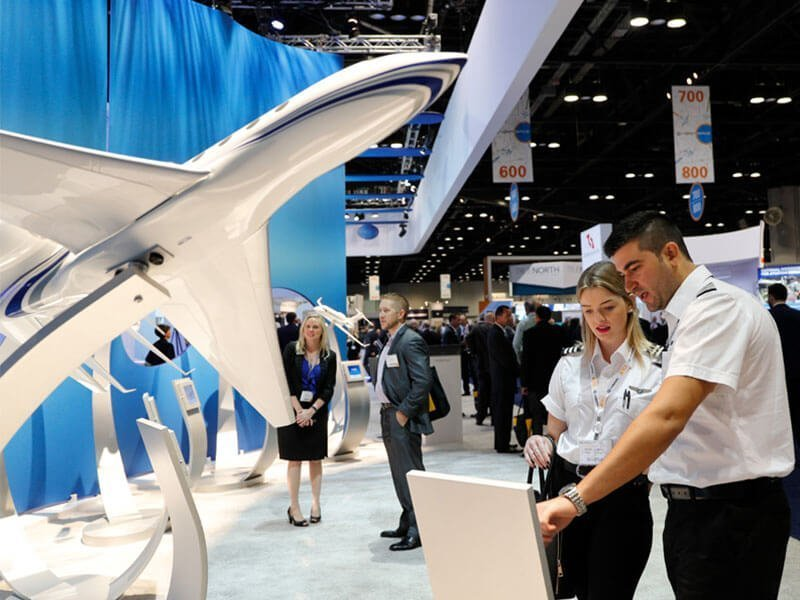 Golfstream NBAA2016 featured image