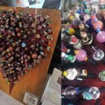 """18"""" heart sculpture by 2 Roses for All the Arts"""