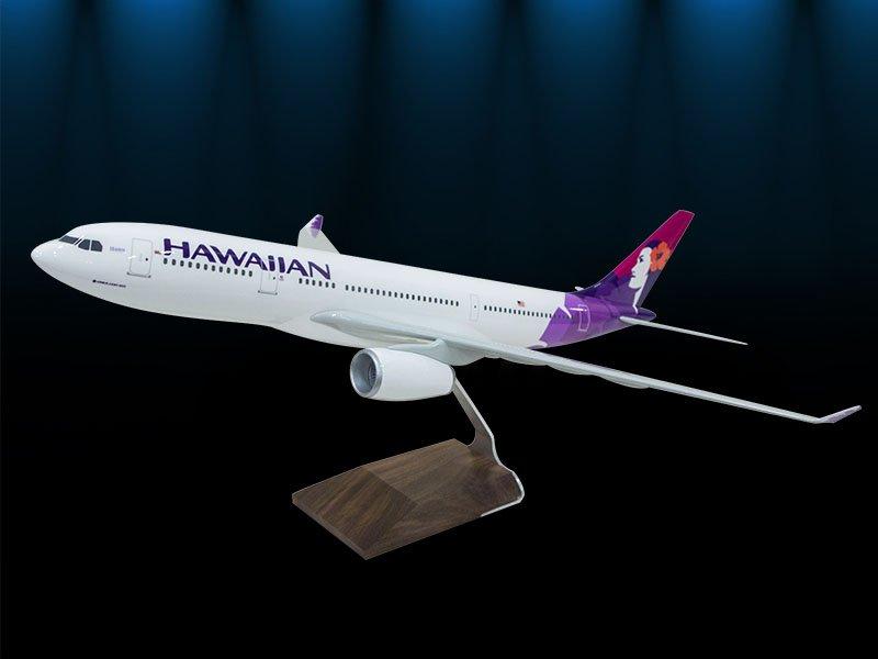 Hawaiian Airlines model