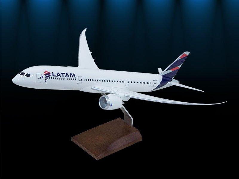 LATAM airline model