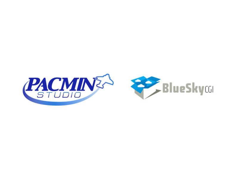 PacMin Studio and Blue Sky CGI partnership