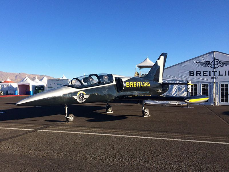 The Breitling Jet Team has traveled across the globe, performing at numerous air shows and touring countless cities. PacMin was proud to support the team during their inaugural North American tour.