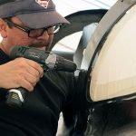Reno Air Races prep work