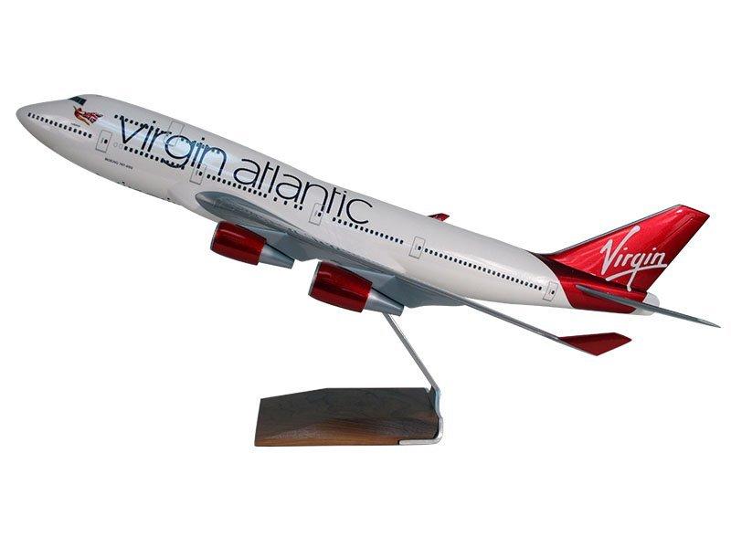 Julie Challenger - Virgin Atlantic Airways