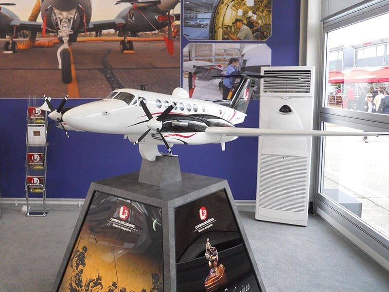 L3 Kingair_ParisAirShow2011