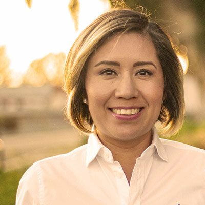 Laura Flores - Human Resources Business Partner