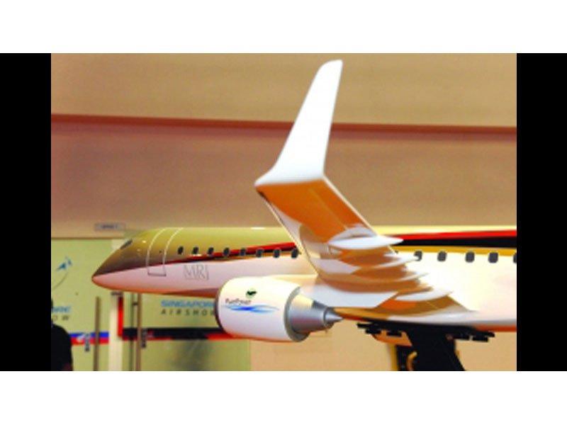 MRJ Singapore Air Show 2014