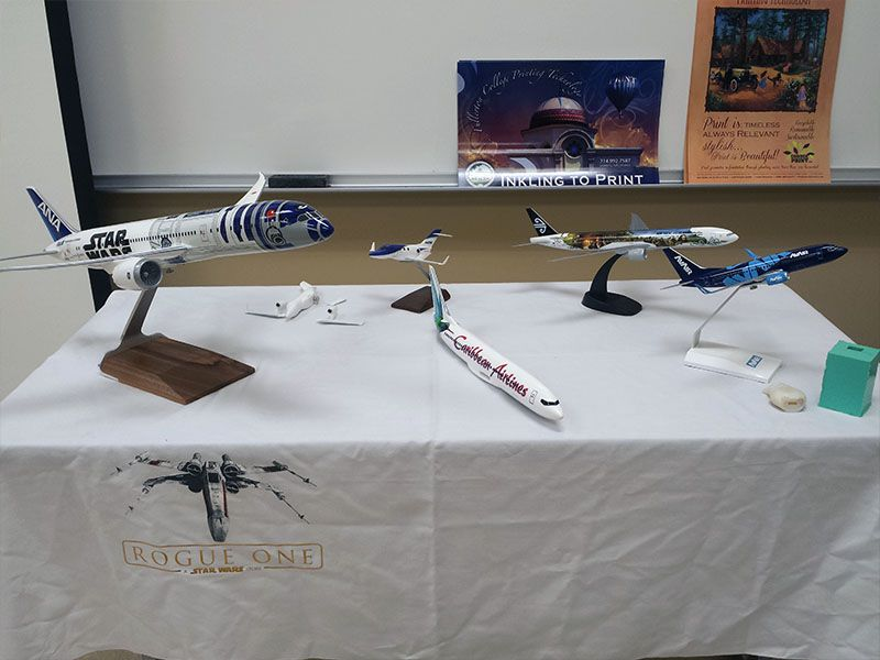 Manufacturing Day display