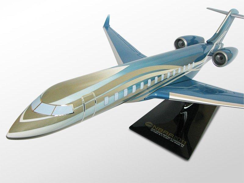 NBAA 2011 Global model