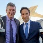 NBAA 2017 Bombardier United Award