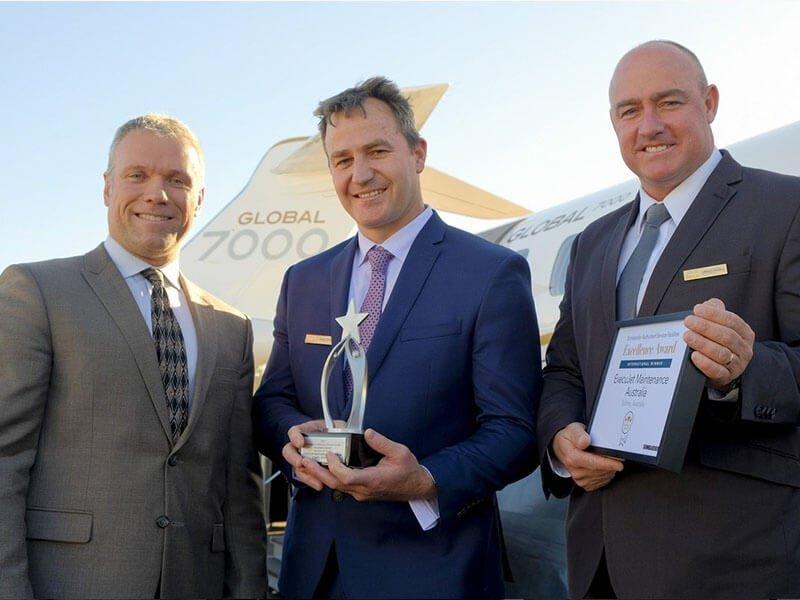 NBAA 2017 Bombardier United Award 3