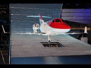 NBAA2011_HondaJet
